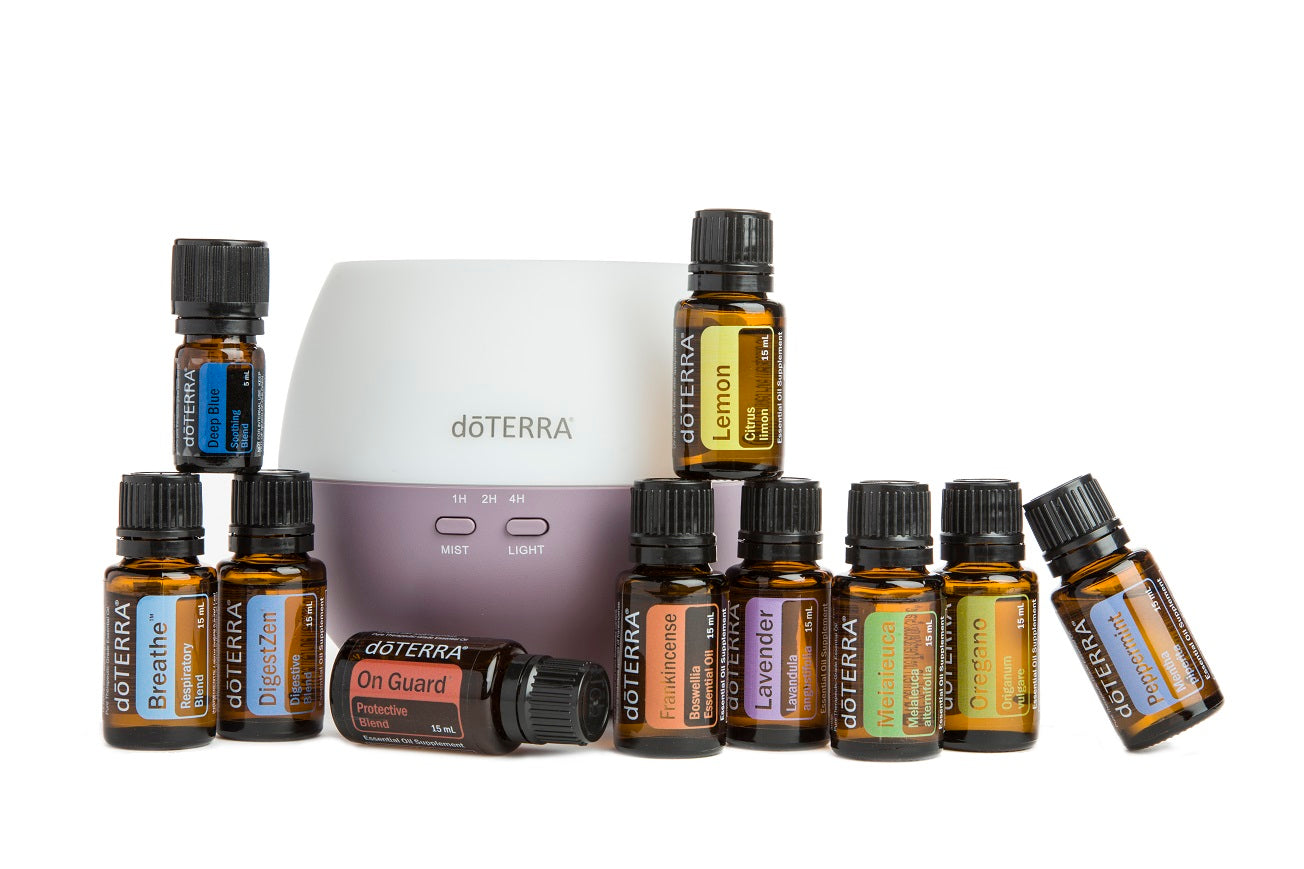 Why choose doTERRA essential oils?