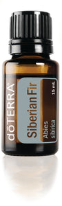 doTERRA Siberian Fir Essential Oil