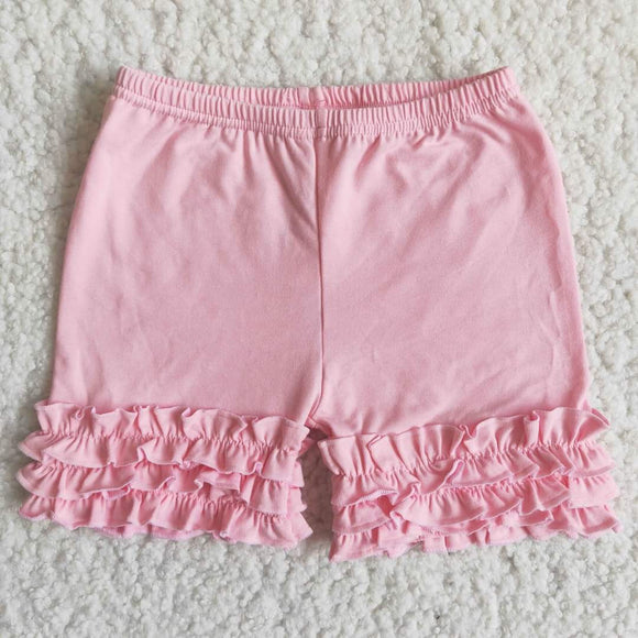 Ruffle bottom shorties