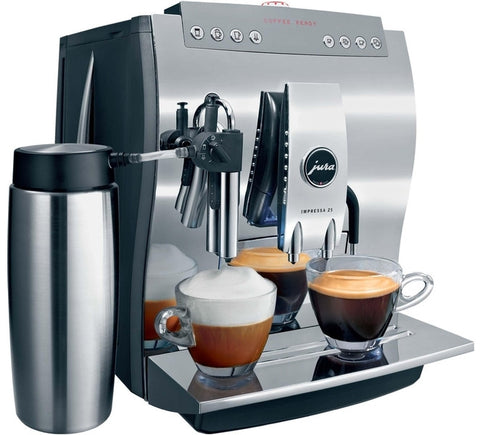 Jura Z5 Chrome Espresso Coffee Machine