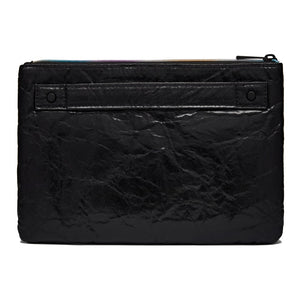 Midnight Story Vegan Clutch Bag