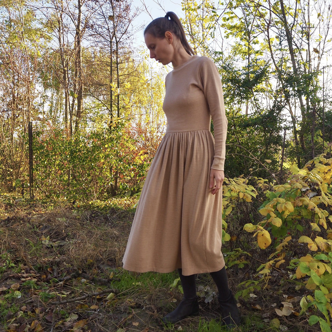 UNI adult midi dress | dospelácke šaty midi