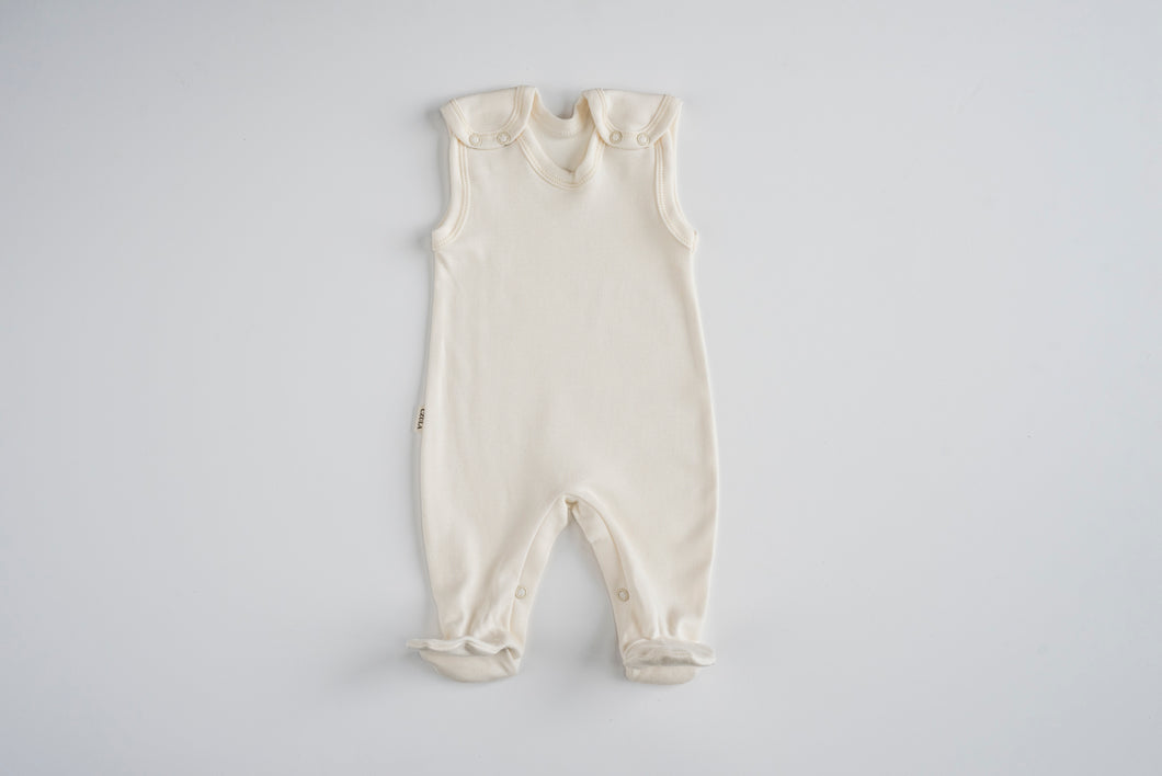 BABA sleeveless suit with feet | dupačky