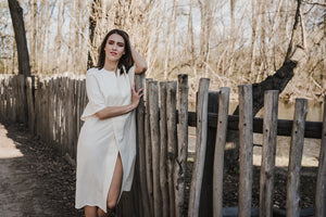 DEVA midi dress | midi šaty