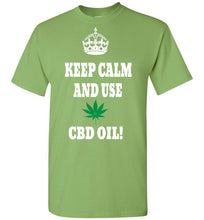 Load image into Gallery viewer, Keep Calm And Use CBD! - Jim Hemp Inc