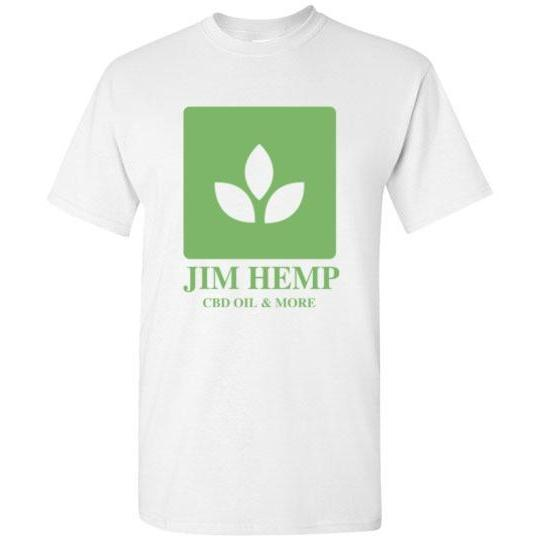 Jim Hemp Original Short Sleeve T-Shirt - Unisex - Jim Hemp Inc