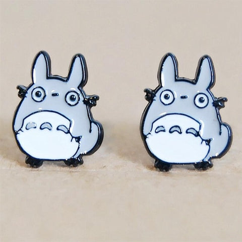 Totoro Earrings 15 Styles