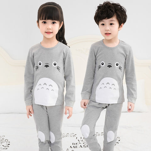 Children Pajamas Sets Totoro - GhibliFan Shop