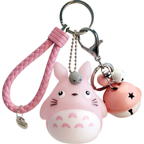 Totoro Keychain Vocal Bell 11 Styles