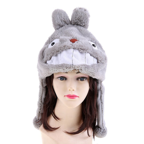 Totoro Warm  Hat Winter