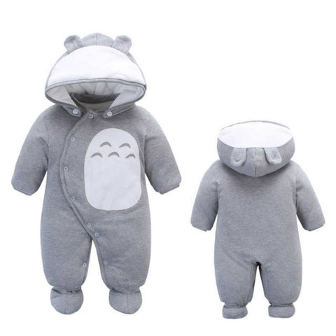 Totoro One-Piece Cosplay Clothes