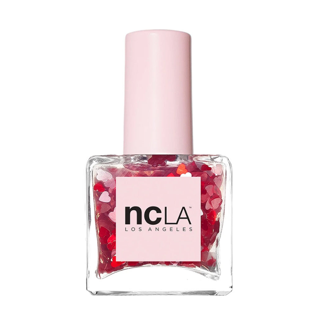 NCLA Nail Top Coat(Heart Attack)