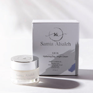 S.A By SAMIA Skin Hydrating Day/Night Cream (45ml)