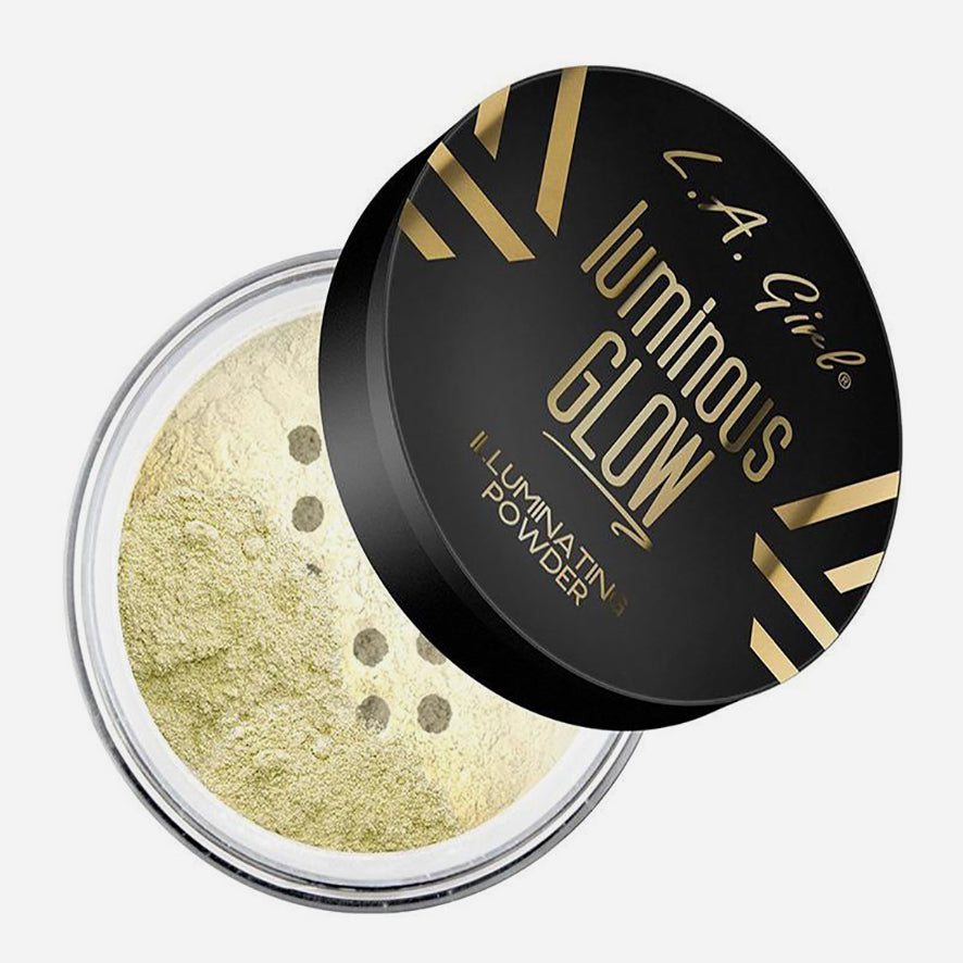 !L.A. Girl Luminous Glow Illuminating Powder  (24K)