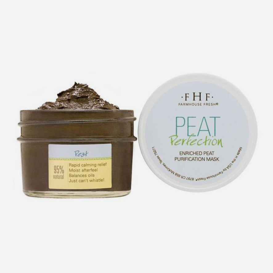 FHF Hydrating & Calming Face Mask (Peat Perfection Purification)