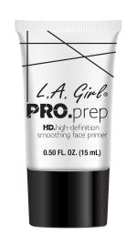 L.A. Girl PRO.Prep HD Face Primer-Clear