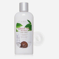 !FHF Green Tea Milk Face Wash