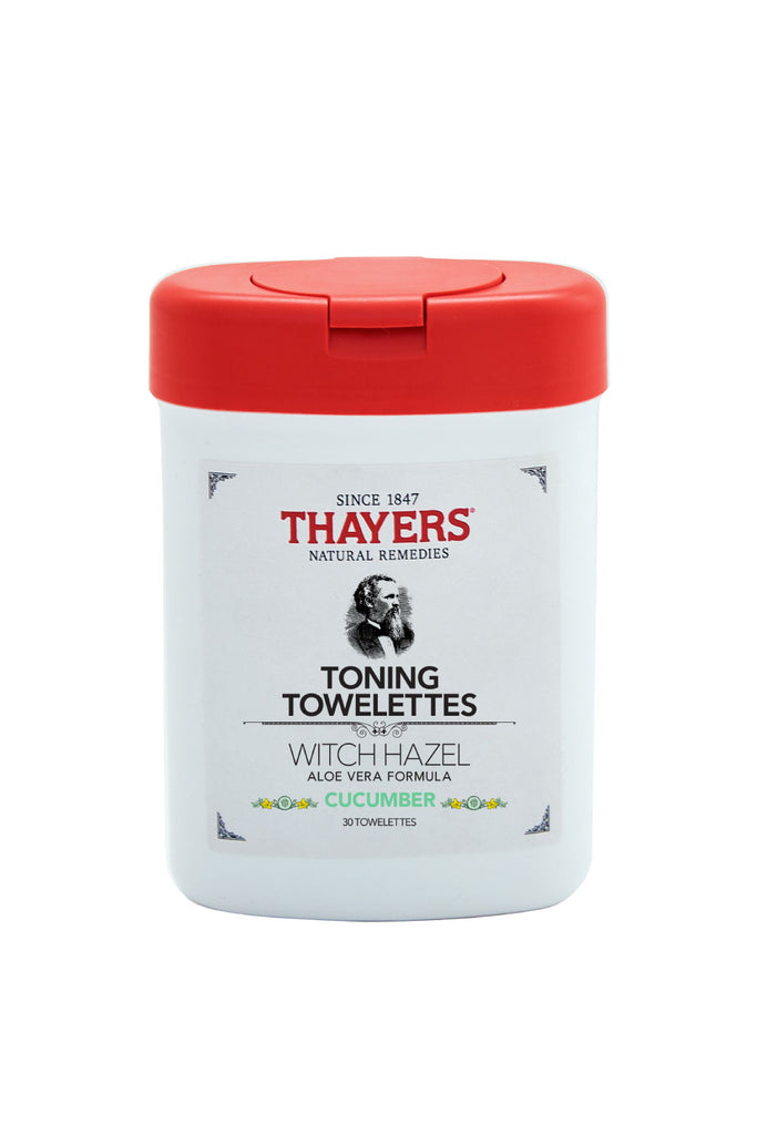 Thayers Cucumber Toning Towelettes