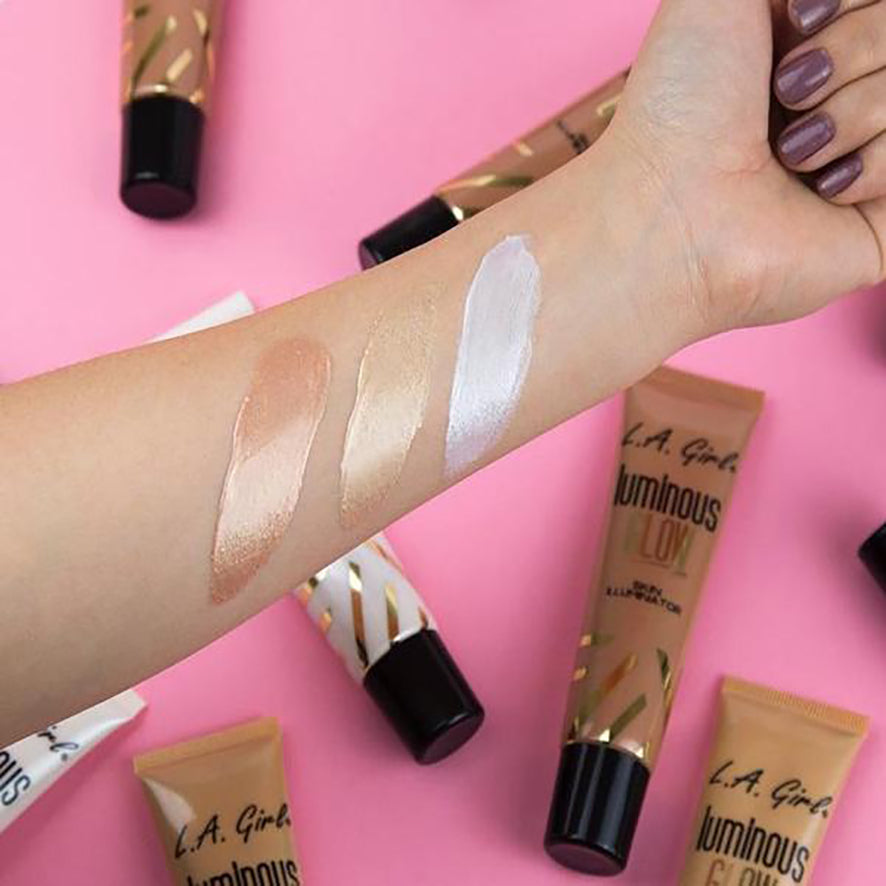 L.A. Girl Luminous Glow Skin Illuminator (Sunlit)