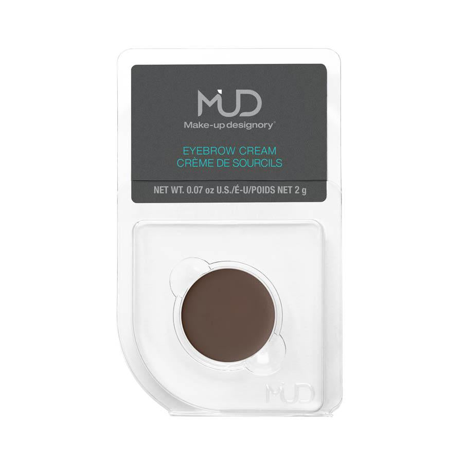 MUD Eyebrow Cream Refill Pan (Ash)