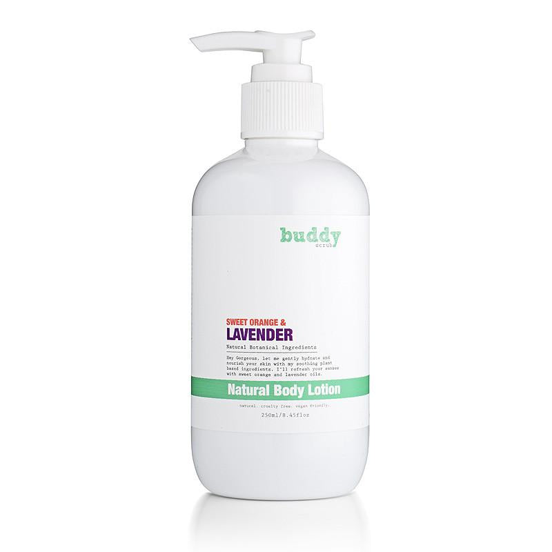 Buddy Sweet Orange & Lavender Body Lotion