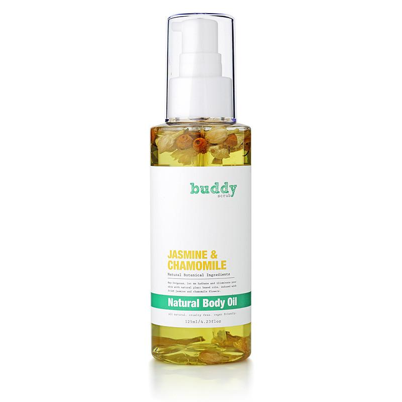 Buddy Jasmine & Chamomile Body Oil