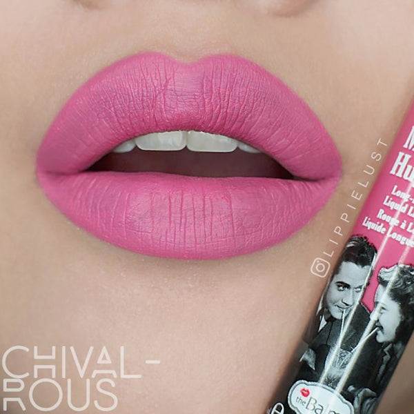 Meet Matt(e) Hughes Long-Lasting Liquid Lipstick (Chivalrous)
