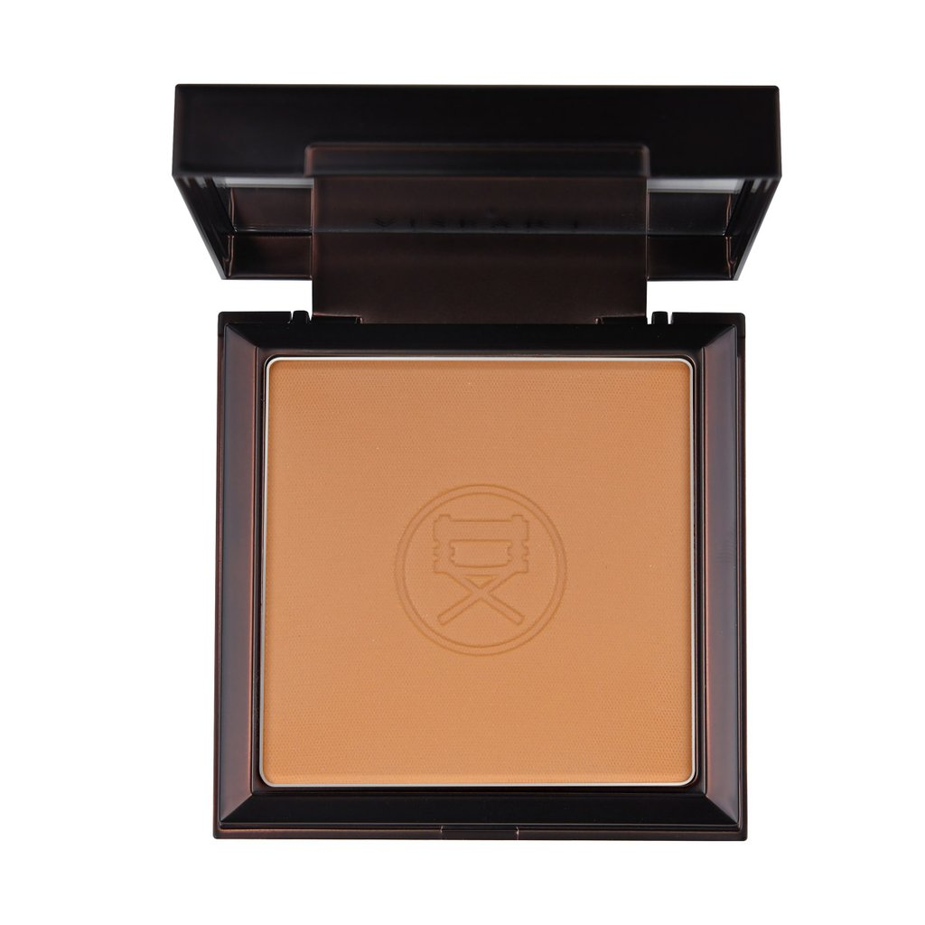 VISEART Sheer Velvet Pressed Powder (Cinnamon) ڤايزارت: بودرة مضغوطة شير فيلفت: سينامون