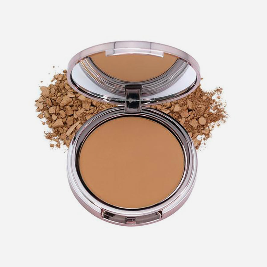 girlactik Matte Bronzer (Casablanca/ Medium-Dark)