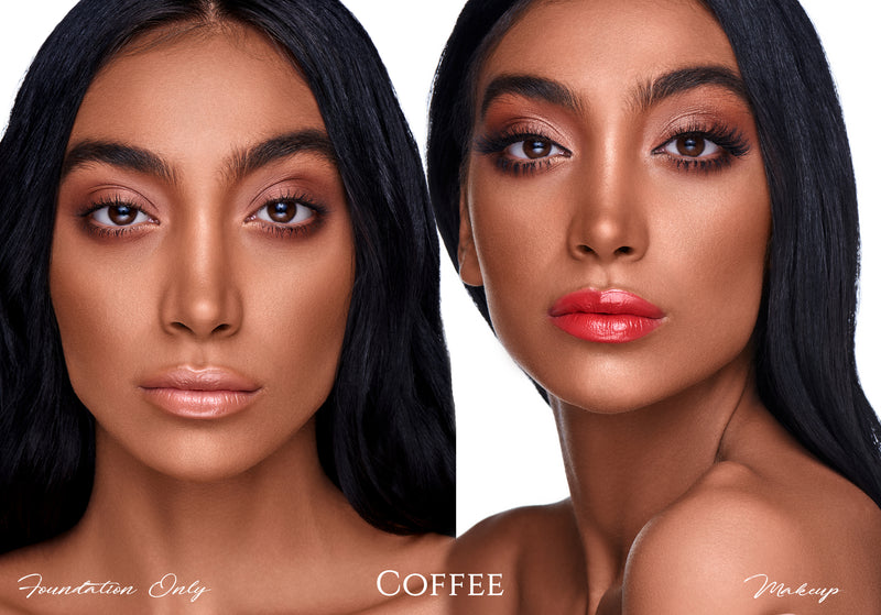 Addoony So Perfect Foundation (Coffee)  أدوني سو بيرفكت فاونديشن  - قهوة
