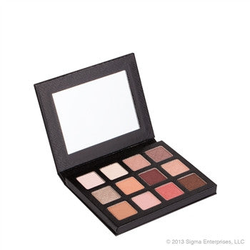 !Sigma Eyeshadow Palette (Warm Neutrals)