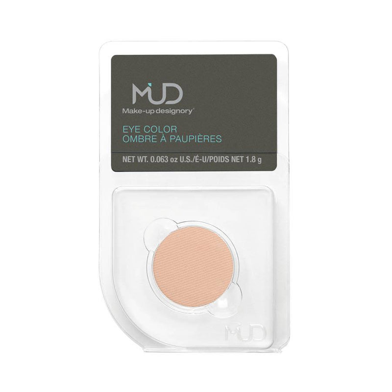 MUD Eye Color Refill Pan (Apricot) ماد: ظل للعيون (ابريكوت)