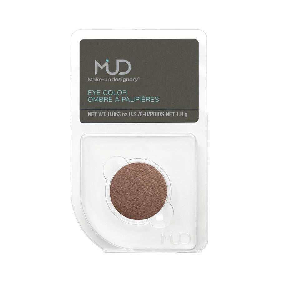 MUD Eye Color Refill Pan (Brownstone) ماد: ظل للعيون (براون ستون)