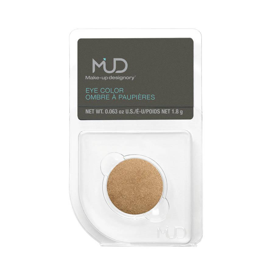 MUD Eye Color Refill Pan (Spanish Gold)
