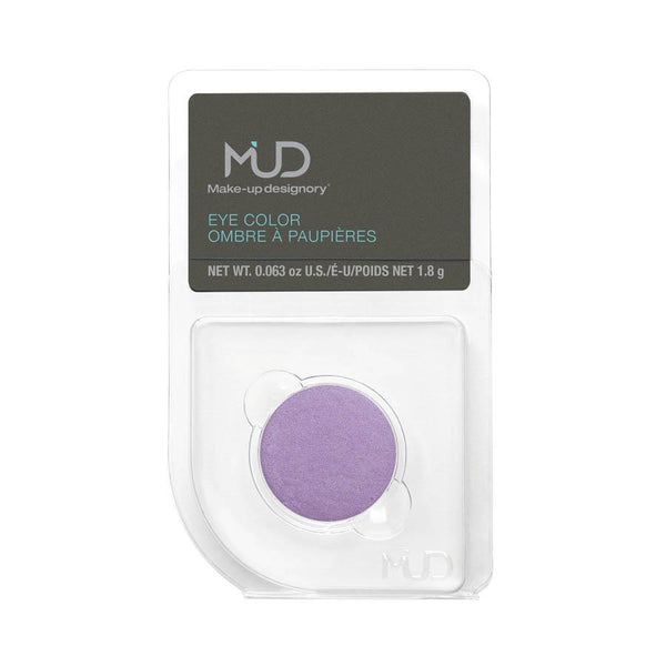 MUD  Eye Color Refill Pan (Sugared Violet) ماد: ظل للعيون (شوغارد فايوليت)