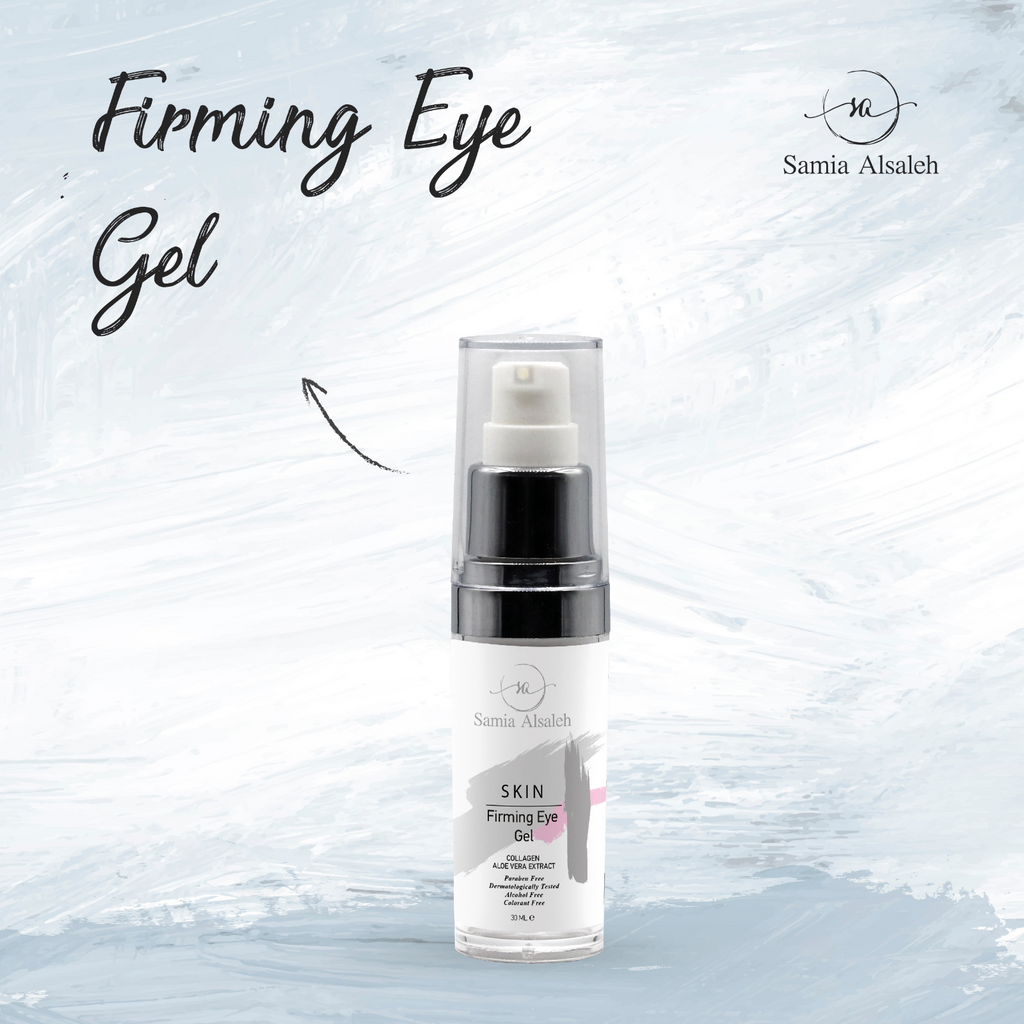 S.A By SAMIA Skin Firming Eye Gel (30ml)