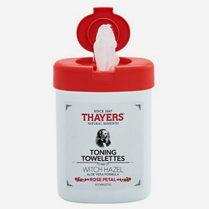 Thayers Rose Petal Toning Towelettes