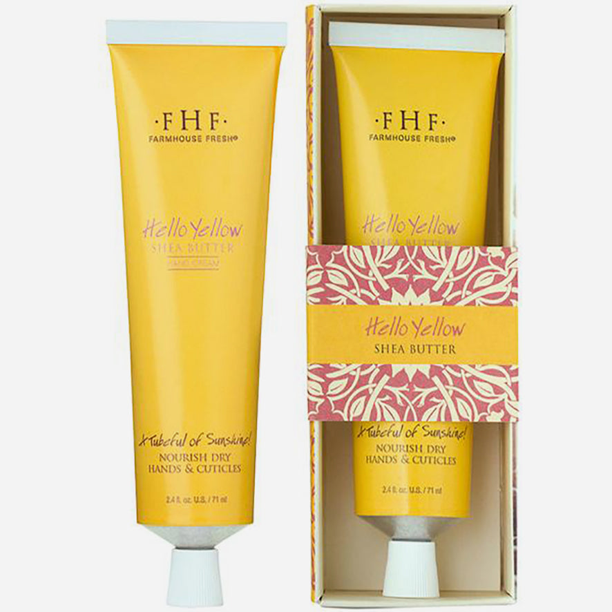 FHF Hand Cream (Hello Yellow Shea Butter)
