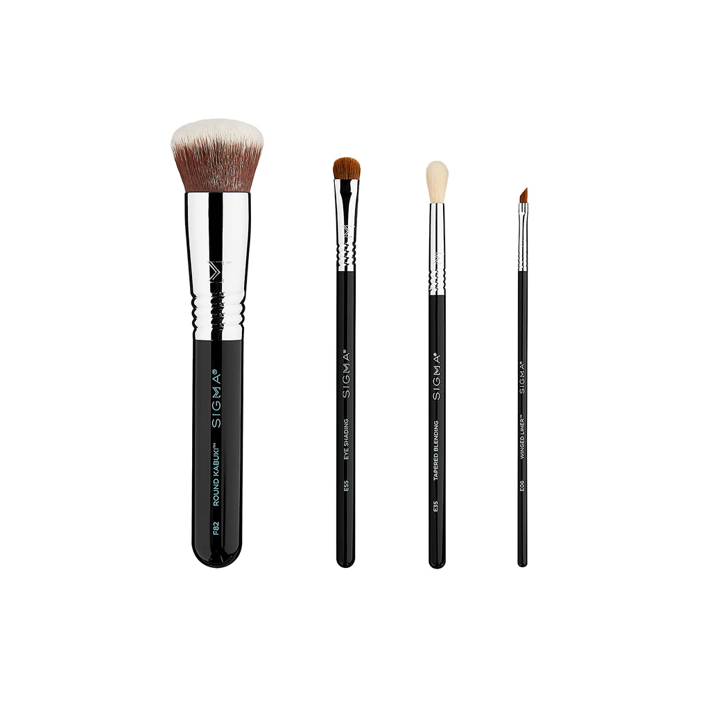 Sigma Holiday Snap A Selfie Brush Set