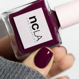 NCLA Nail Lacquer (Eat pie, Drink wine)