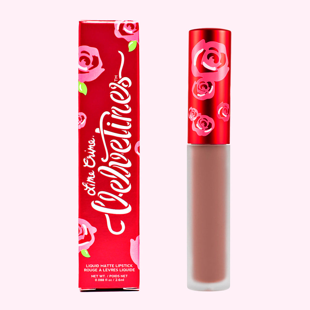 Lime Crime VELVETINES (Buffy)
