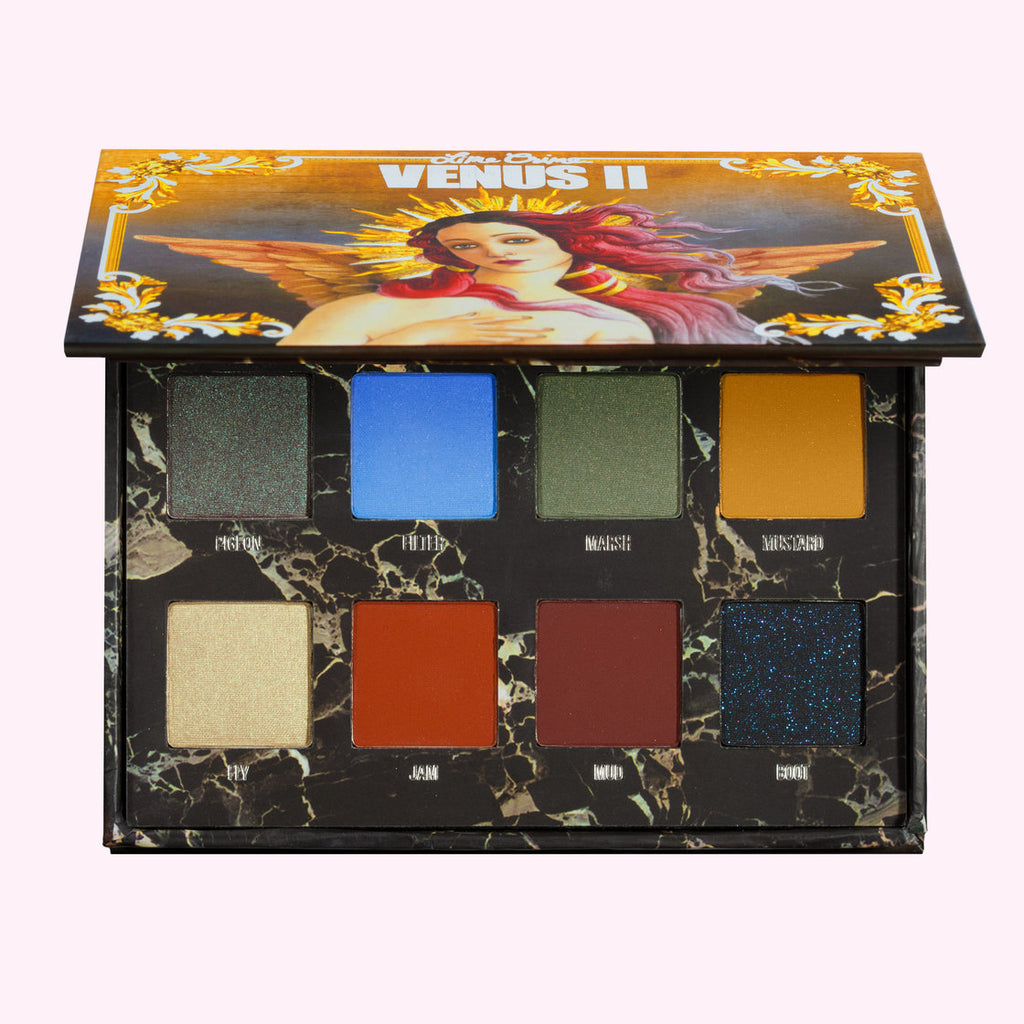 Lime Crime Eyeshadow Palette (Venus II)