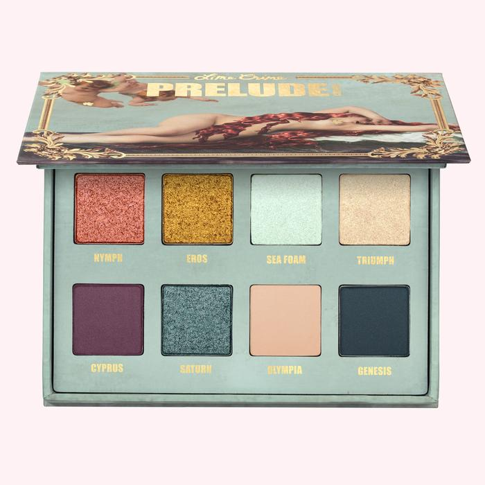 Lime Crime Eyeshadow Palette (Prelude chroma)