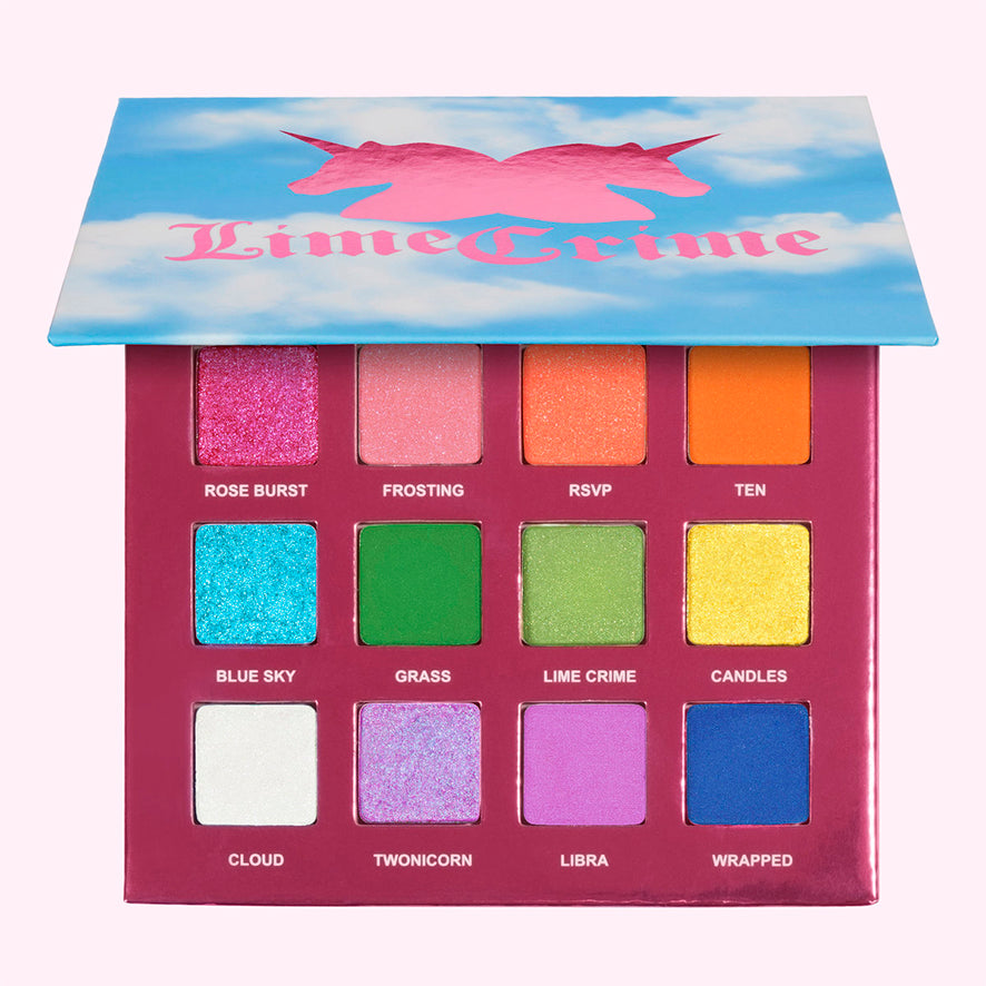 Lime Crime Eyeshadow Palette (10th Birthday)
