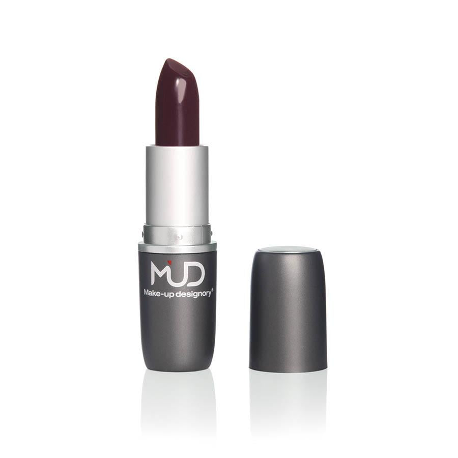 MUD Sheer Lipstick (Eggplant)