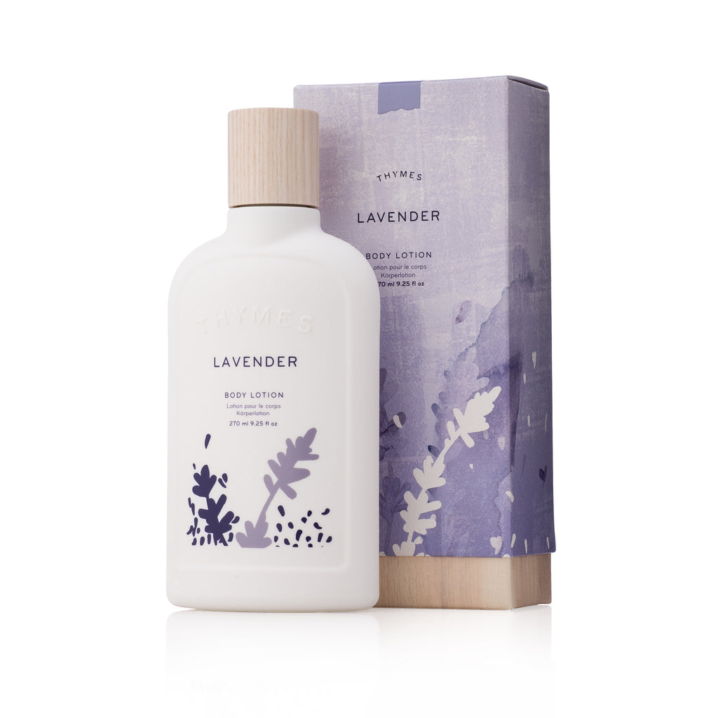 Thymes LAVENDER Perfumed Body Lotion تايمز: لوشن الجسم   - لافندر