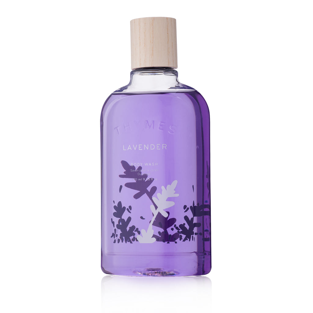 Thymes LAVENDER Perfumed Body Wash تايمز: غسول الجسم   - لافندر