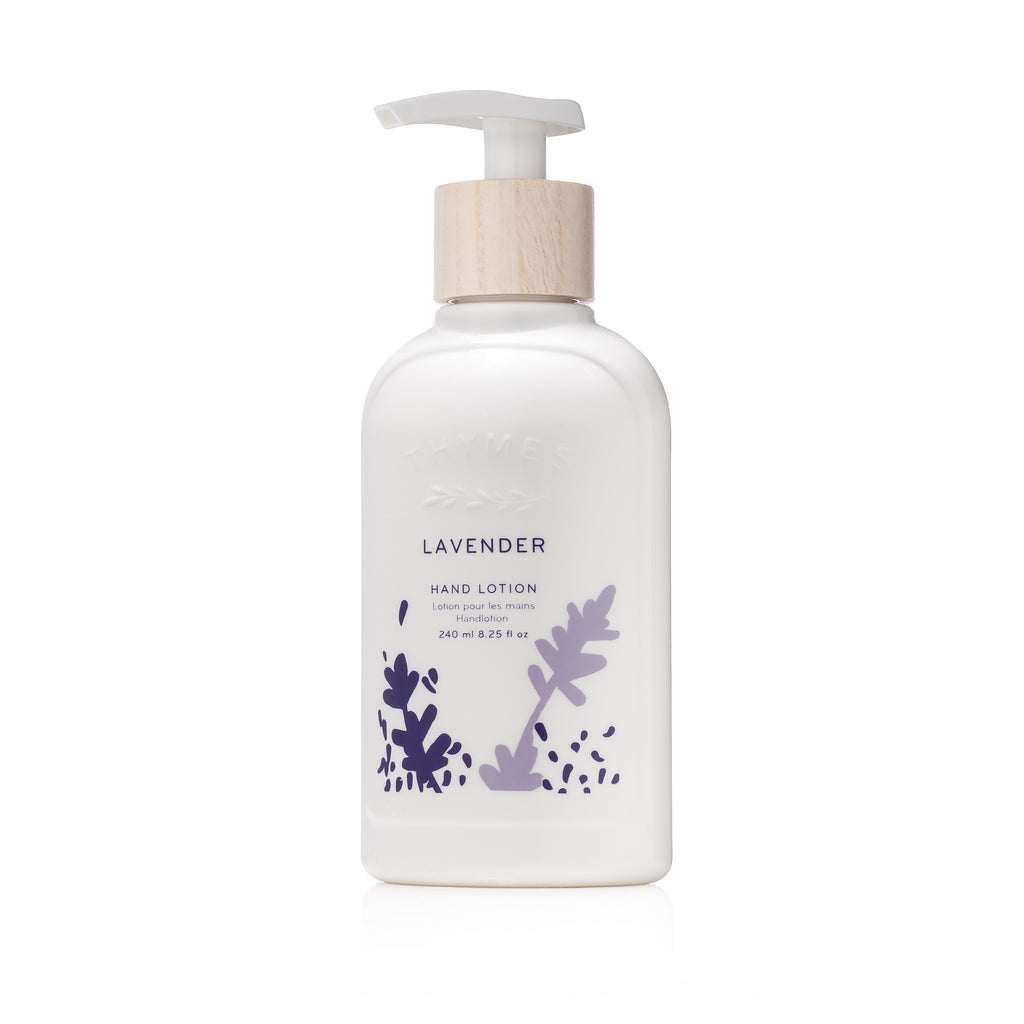 Thymes LAVENDER Hand Lotion تايمز: لوشن اليد   - لافندر