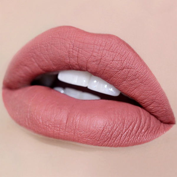 Girlactik Matte Lip Paint (Dollhaus) غيرلاكتيك: روج سائل مطفي  - دول هاوس