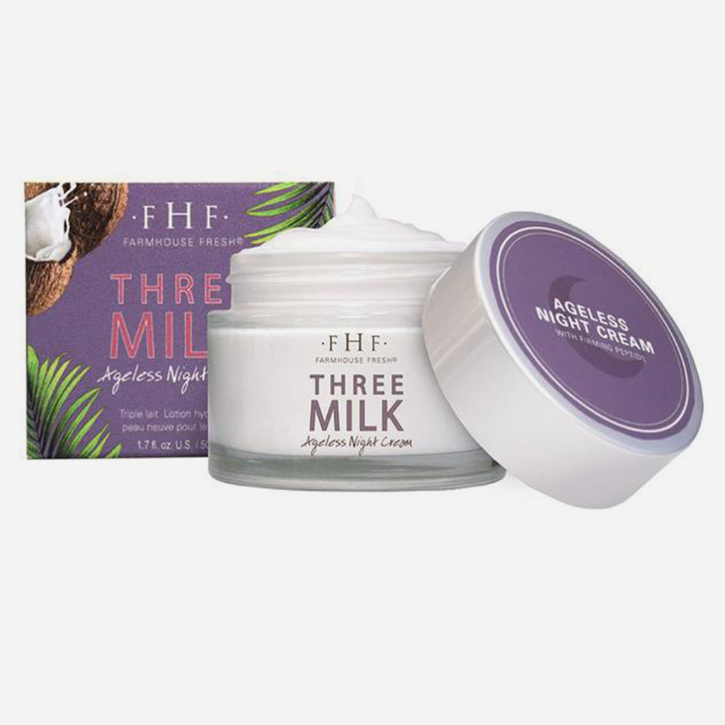 FHF Three Milk Ageless Night Cream